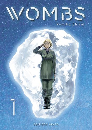 Wombs T1, manga chez Akata de Shirai