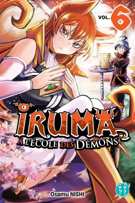 Iruma à l'école des démons T6, manga chez Nobi Nobi! de Nishi