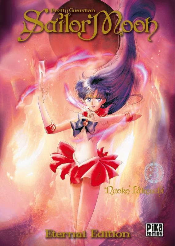 Sailor moon - Pretty guardian  – Eternal edition, T3, manga chez Pika de Takeuchi