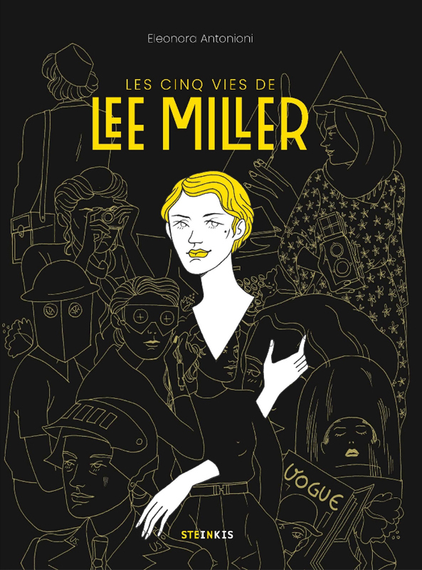 Lee Miller, bd chez Steinkis de Antonioni