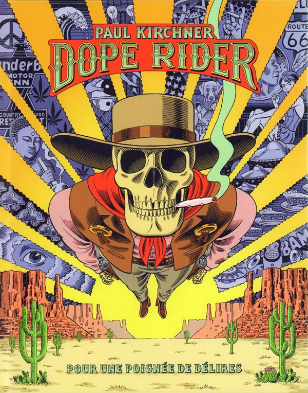 Dope Rider : Pour une poignée de délires (0), comics chez Tanibis de Kirchner