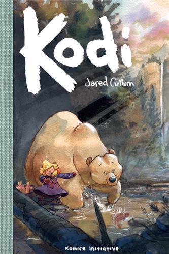 Kodi, comics chez Komics Initiative de Cullum