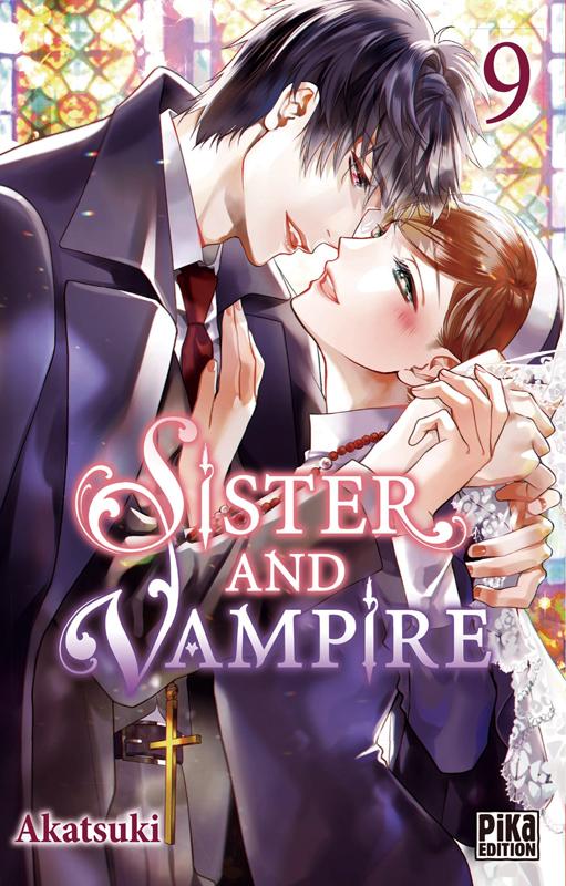 Sister and vampire  T9, manga chez Pika de Akatsuki
