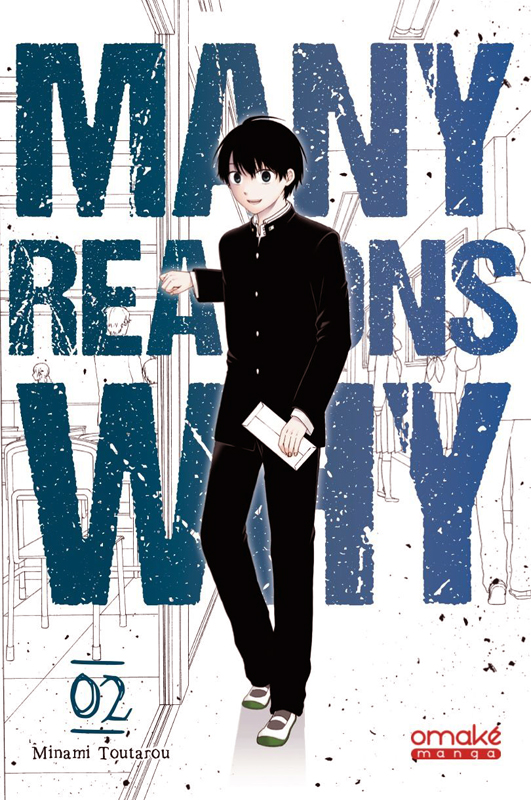 Many reasons why T2, manga chez Omaké books de Minami