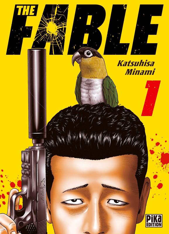The fable T1, manga chez Pika de Minami