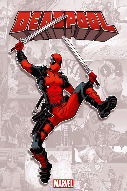 Marvel-Verse: Deadpool, comics chez Panini Comics de Young, Acker, Way, Blacker, Hastings, Klein, Camagni, McCrea, Shaner, Gandini, Milla