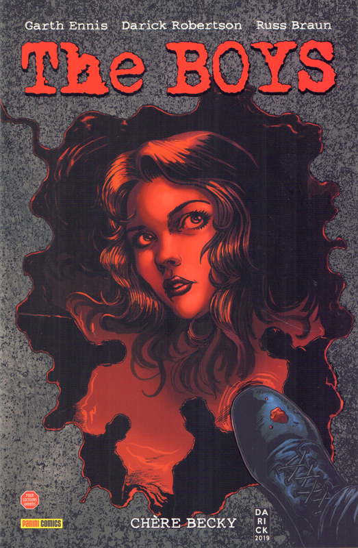 The Boys : Chère Becky (0), comics chez Panini Comics de Ennis, Braun, Aviña, Robertson