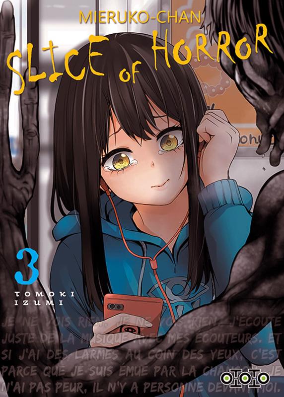 Mieruko-chan Slice of horror T3, manga chez Ototo de Izumi