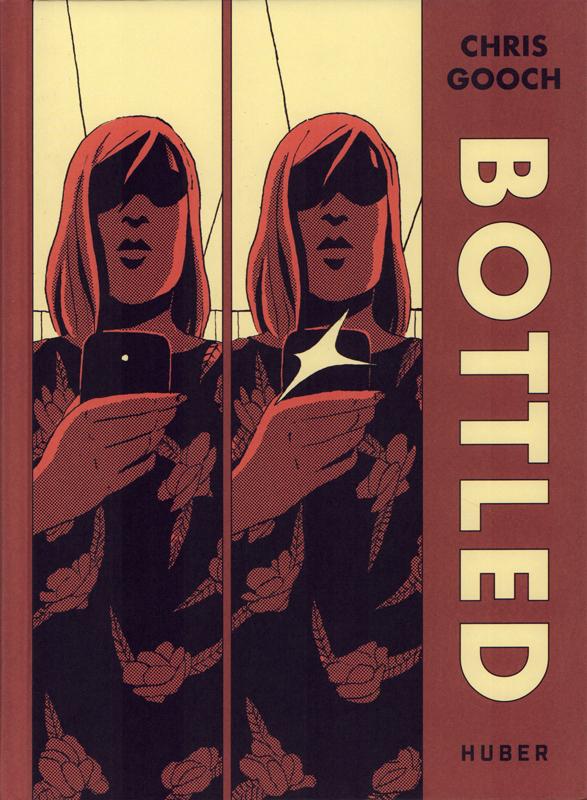 Bottled, comics chez Huber éditions de Gooch