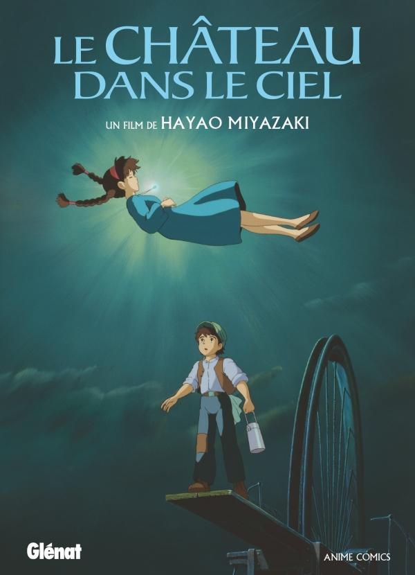 Le château dans le ciel : Anime Comics (0), manga chez Glénat de Miyazaki