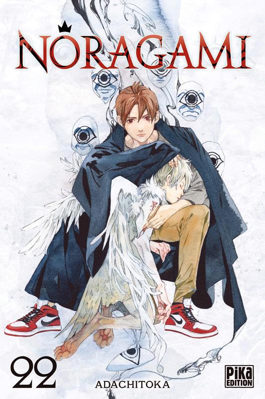 Noragami T22, manga chez Pika de Adachi