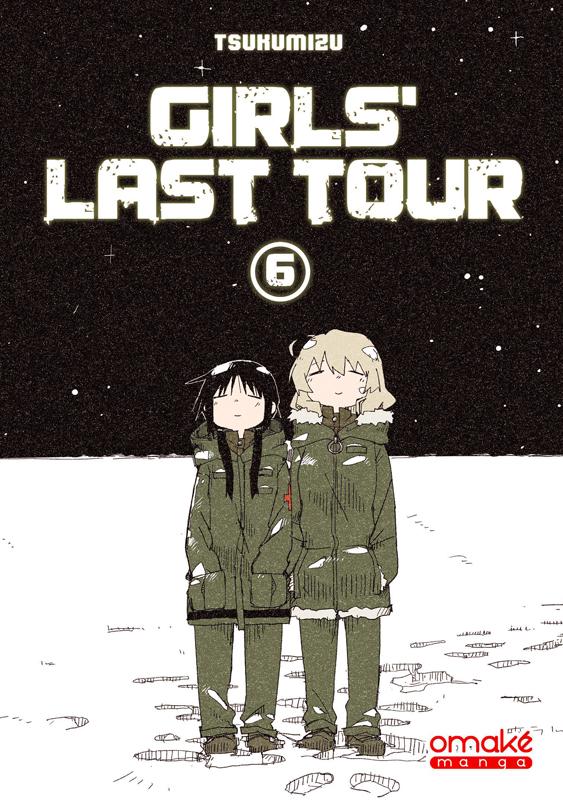 Girls' last tour T6, manga chez Omaké books de Takashi