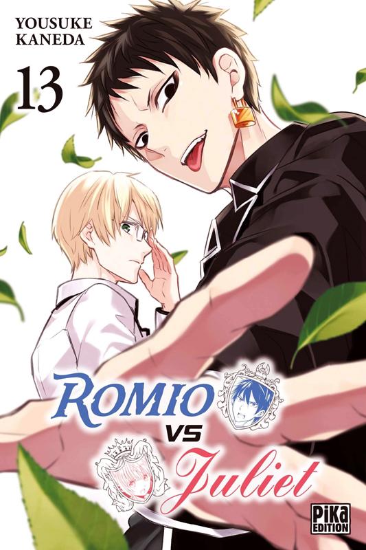 Romio vs Juliet T13, manga chez Pika de Kaneda