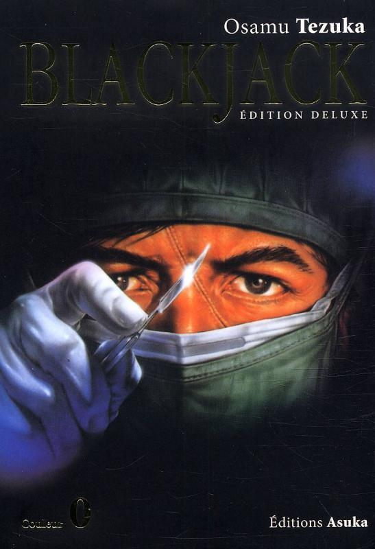 Black Jack Edition Deluxe : 100% Couleur (0), manga chez Asuka de Tezuka