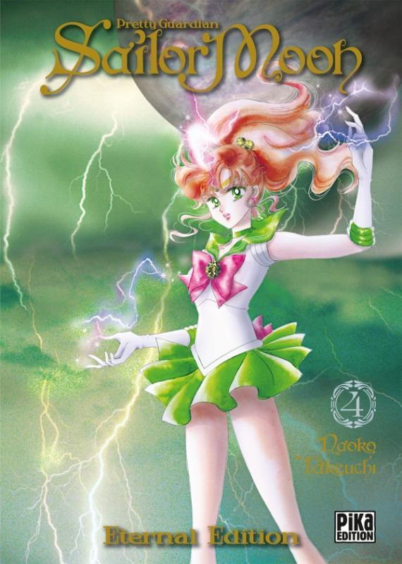Sailor moon - Pretty guardian  – Eternal edition, T4, manga chez Pika de Takeuchi