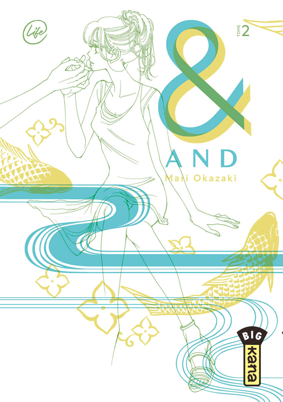 & And T2, manga chez Kana de Okazaki