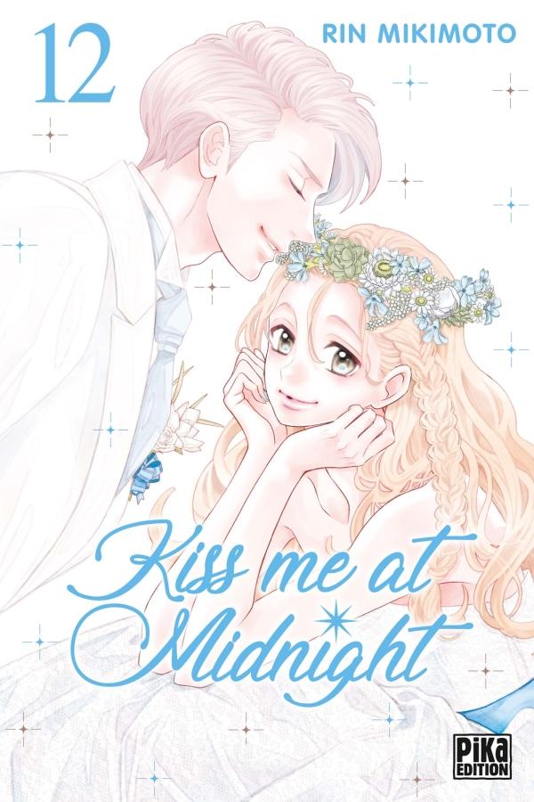 Kiss me at midnight T12, manga chez Pika de Mikimoto