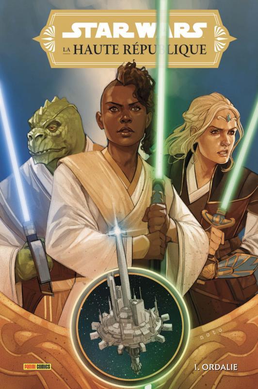Star Wars La Haute République  T1 : Ordalie (0), comics chez Panini Comics de Scott, Anindito, Léoni, Noto