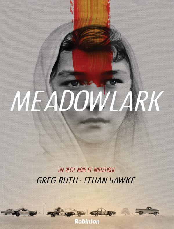 Meadowlark, comics chez Robinson de Hawke, Ruth