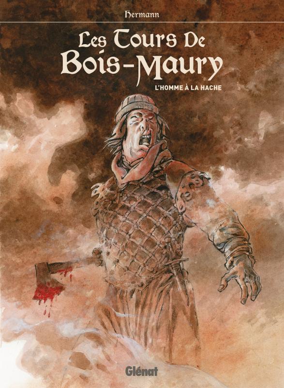 Les tours de  Bois-Maury : L'homme à la hache (0), bd chez Glénat de Hermann