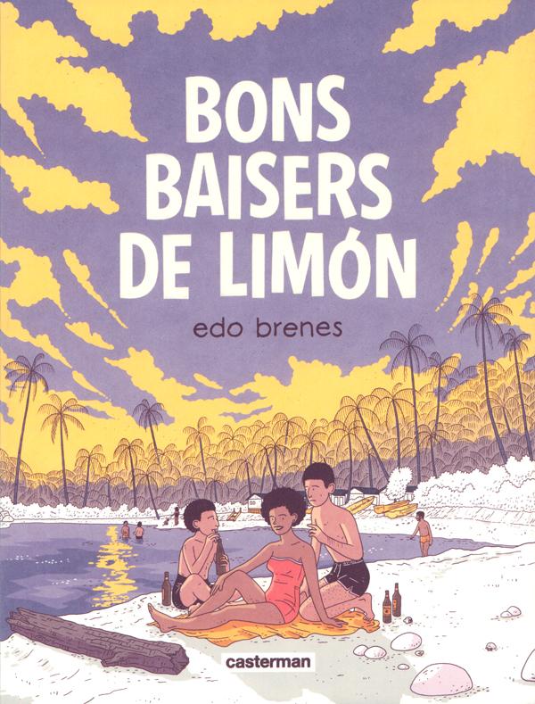Bons baisers de Limon, bd chez Casterman de Brenes
