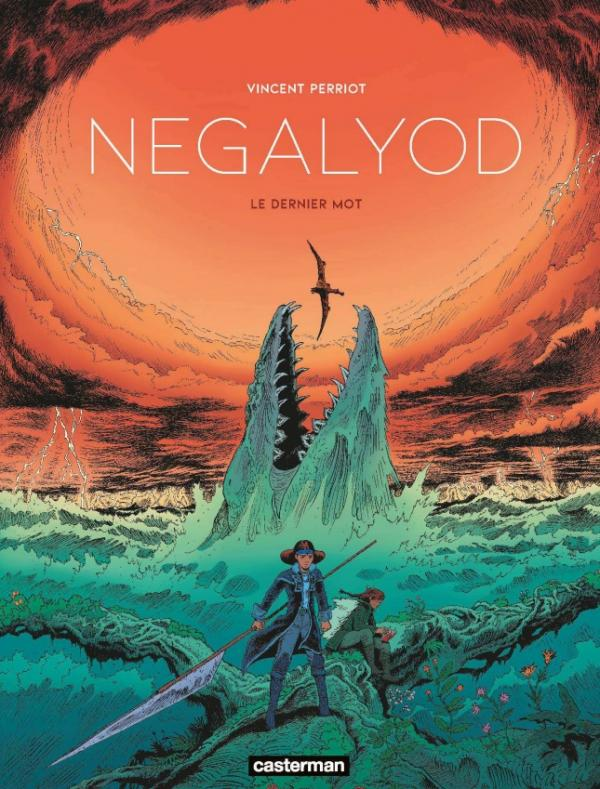 Negalyod T2 : Ciel et sang (0), bd chez Casterman de Perriot