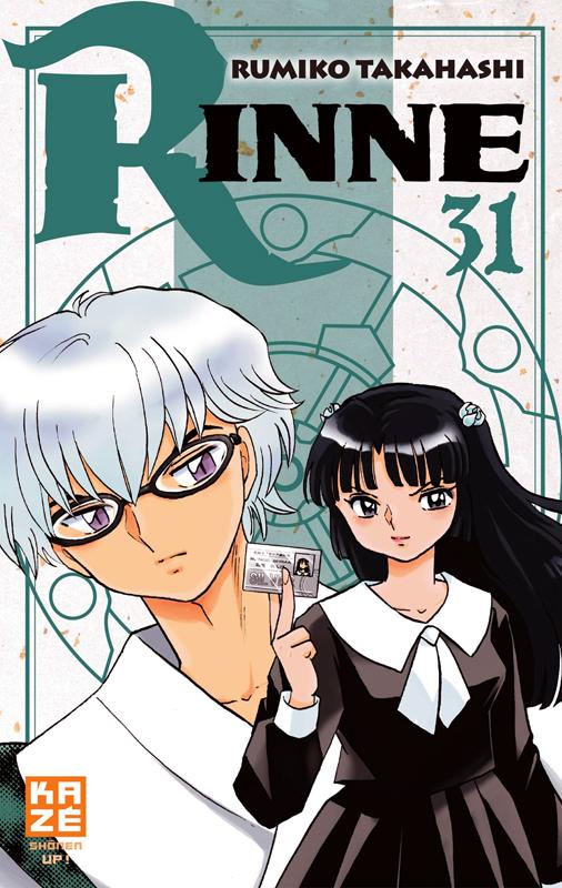Rinne T31, manga chez Kazé manga de Takahashi