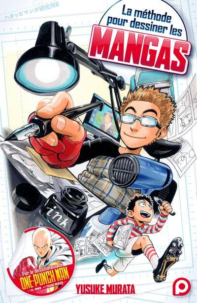 La méthode pour dessiner les mangas, manga chez Kurokawa de Murata
