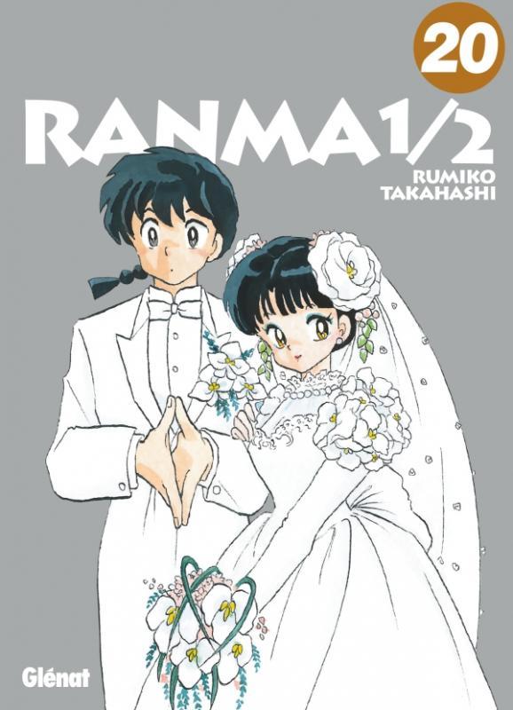 Ranma ½ T20, manga chez Glénat de Takahashi
