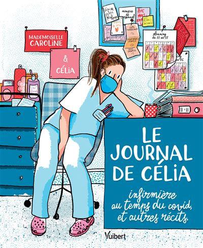 Le Journal de Célia, bd chez Vuibert de Célia, Mademoiselle Caroline