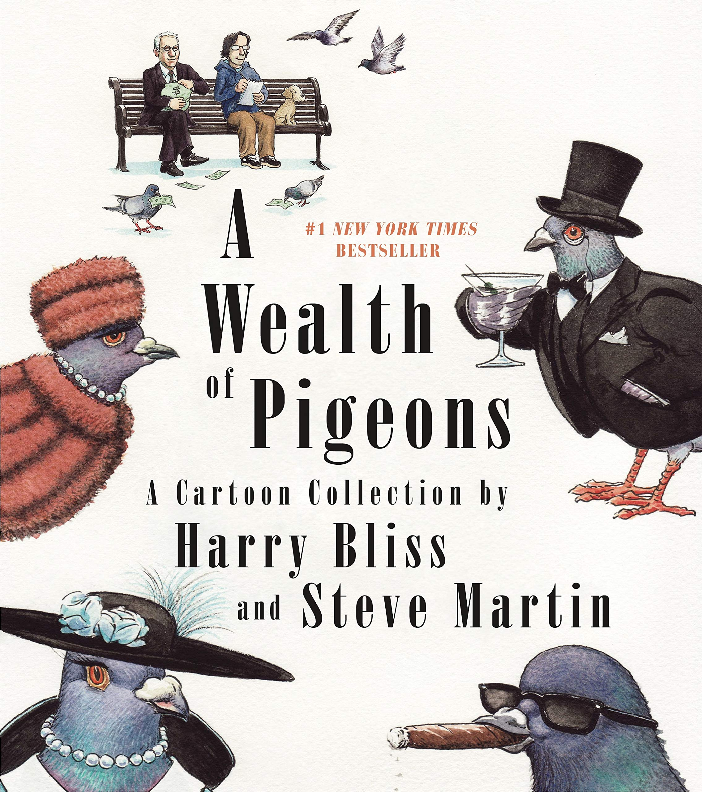 Une Abondance de pigeons, comics chez Baker Street de Martin, Bliss