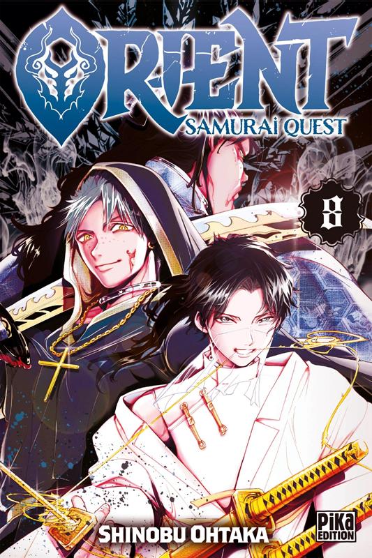 Orient - Samurai quest T8, manga chez Pika de Ohtaka