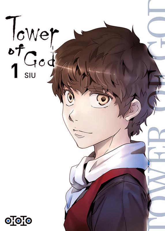 Tower of god T1, manga chez Ototo de SIU