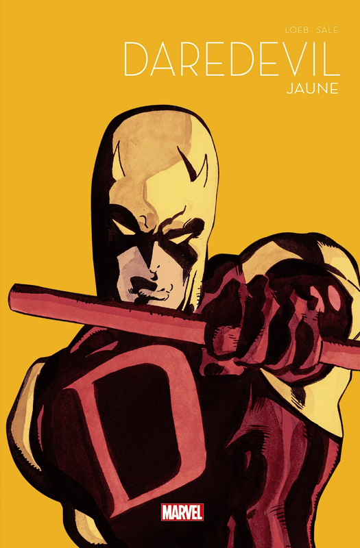 Le printemps des comics  T10 : Daredevil jaune  (0), comics chez Panini Comics de Loeb, Sale, Hollingsworth