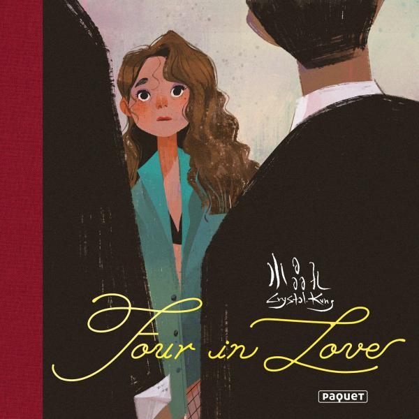 Four in love, bd chez Paquet de Kung