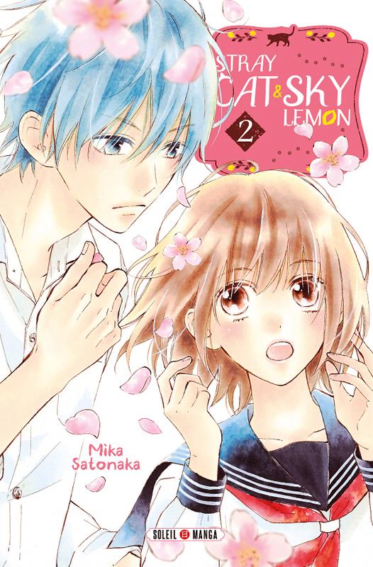 Stray cat and sky lemon T2, manga chez Soleil de Satonaka