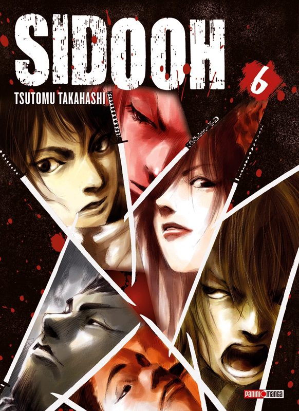 Sidooh T6, manga chez Panini Comics de Takahashi