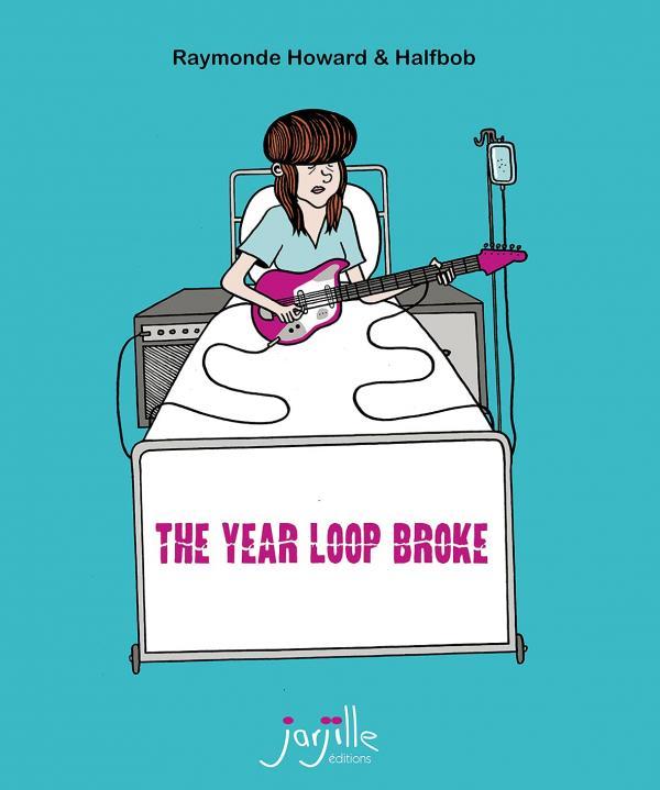 The Year loop broke, bd chez Jarjille éditions de Howard, Halfbob