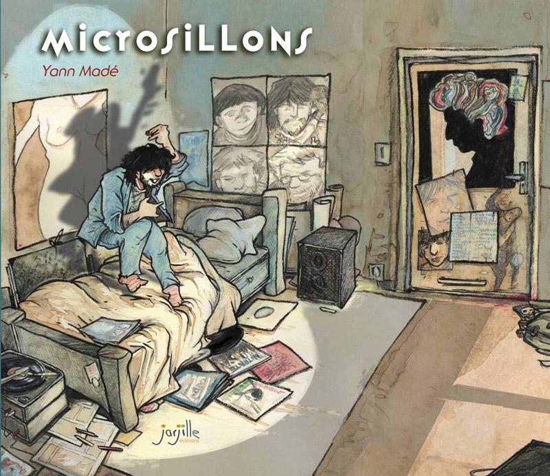 Microsillons, bd chez Jarjille éditions de Madé
