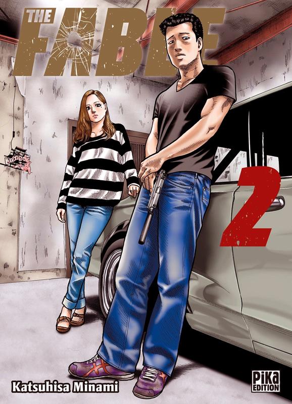The fable T2, manga chez Pika de Minami