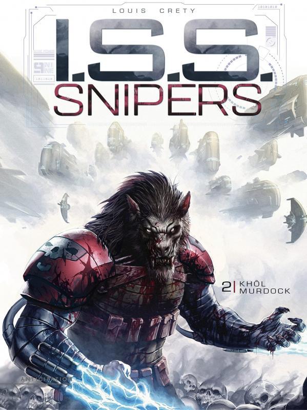 ISS Snipers T2 : Khôl Murdock (0), bd chez Soleil de Louis, Crety, Nanjan