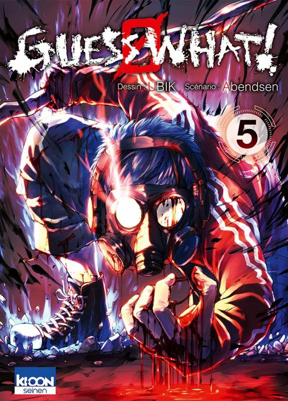 Guess what ! T5, manga chez Ki-oon de Abendsen, Ubik