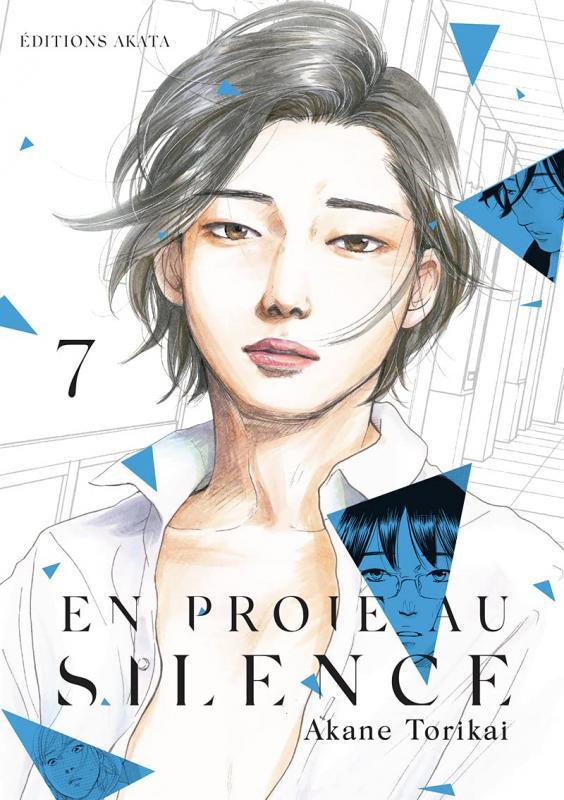 En proie au silence T7, manga chez Akata de Torikai