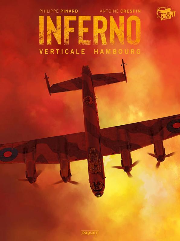 Inferno : Verticale Hambourg (0), bd chez Paquet de Pinard, Crespin
