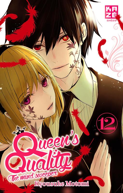Queen's quality T12, manga chez Kazé manga de Motomi