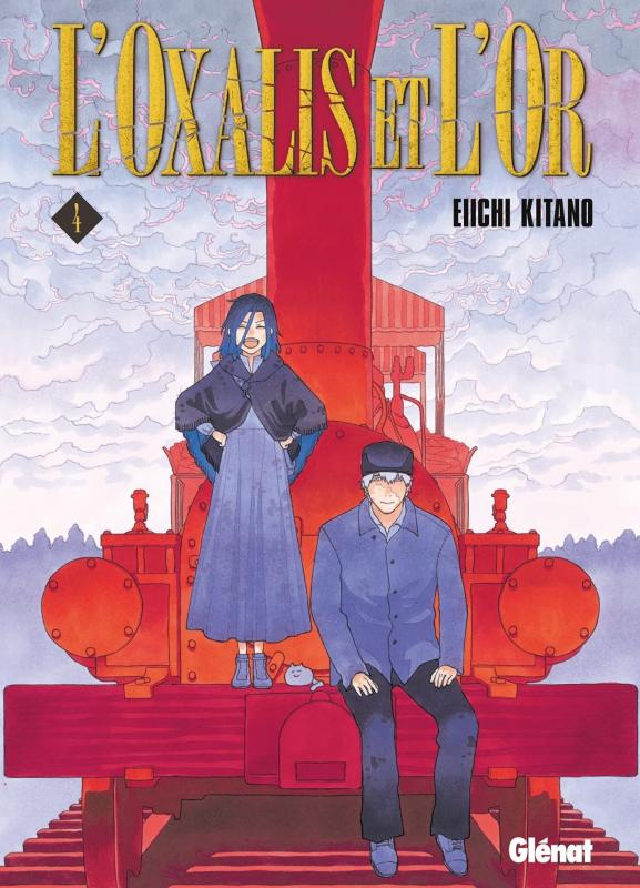 L'oxalis et l'or T4, manga chez Glénat de Kitano