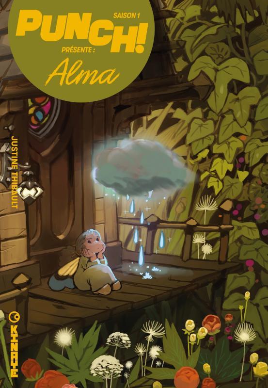 Punch ! T4 : Alma (0), bd chez Kinaye de Thibault