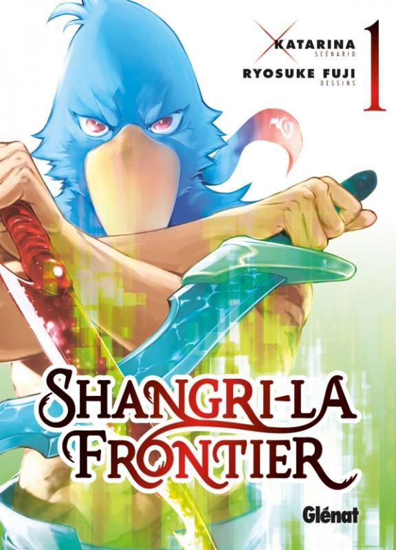 Shangri-la Frontier T1, manga chez Glénat de Fuji, Rina