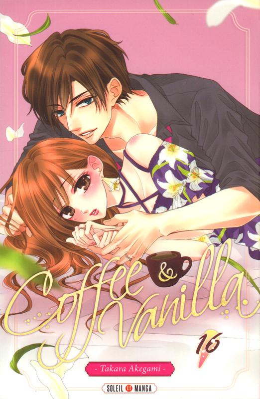 Coffee & vanilla T16, manga chez Soleil de Akegami