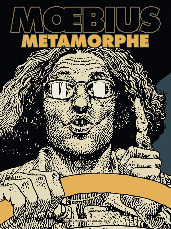 Moebius oeuvres : Moebius Métamorphe (0), bd chez Les Humanoïdes Associés de Pizzoli, Moebius